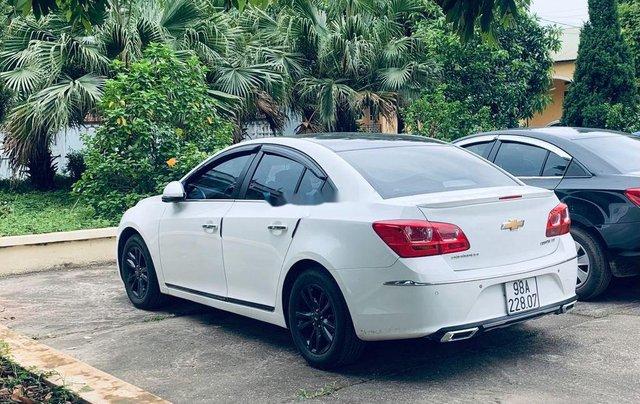 Bán Chevrolet Cruze năm 2017 số tự động, giá 360tr1
