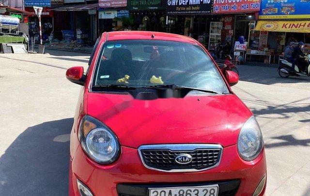 Cần bán Kia Morning năm 2008, xe nhập còn mới, giá 143tr0