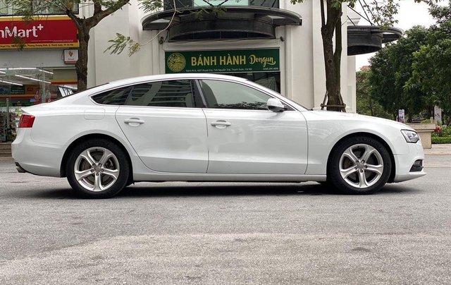 Bán Audi A5 sản xuất năm 2013, nhập khẩu còn mới, giá tốt4