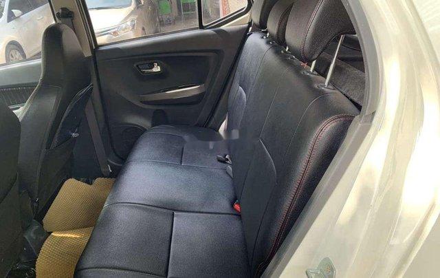 Cần bán Toyota Wigo năm sản xuất 2018, màu trắng, xe nhập  2