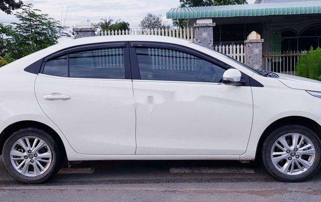Bán Toyota Vios E 2019, màu trắng, giá chỉ 475 triệu3