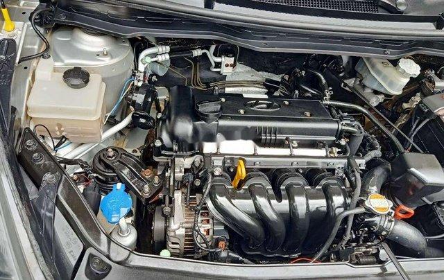 Bán Hyundai i20 sản xuất 2010, màu bạc, xe nhập, 282 triệu11