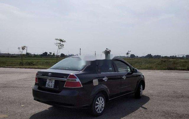 Cần bán xe Daewoo Gentra sản xuất 2009, màu đen, nhập khẩu1
