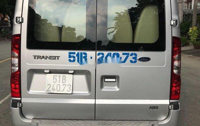 Bán Ford Transit đời 2017, màu bạc còn mới, giá 455tr2