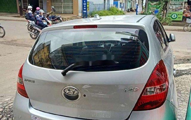 Bán Hyundai i20 sản xuất 2010, màu bạc, xe nhập, 282 triệu1