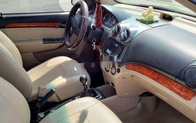Cần bán xe Daewoo Gentra sản xuất 2009, màu đen, nhập khẩu7