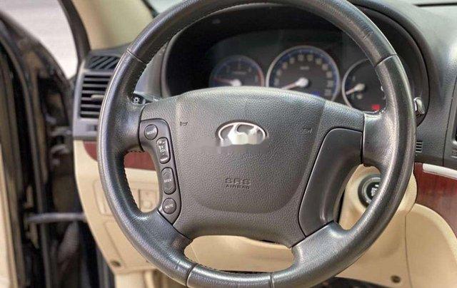 Cần bán lại xe Hyundai Santa Fe sản xuất 2008, nhập khẩu nguyên chiếc còn mới, giá chỉ 380 triệu3