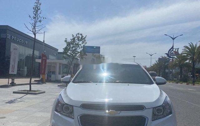 Bán Chevrolet Cruze sản xuất 2017, màu trắng0