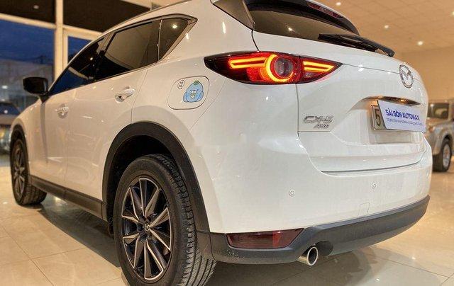 Bán lại xe Mazda CX 5 2018, màu trắng  2