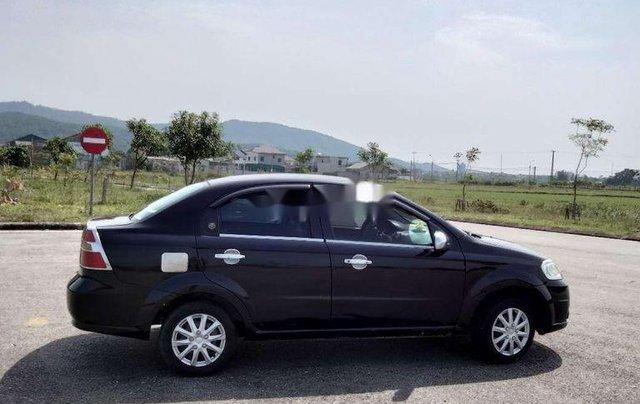 Cần bán xe Daewoo Gentra sản xuất 2009, màu đen, nhập khẩu2
