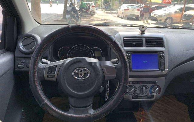 Cần bán Toyota Wigo năm sản xuất 2018, màu trắng, xe nhập  6