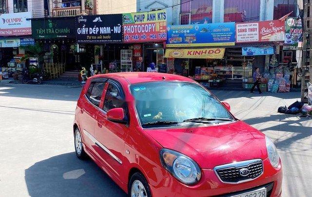 Cần bán Kia Morning năm 2008, xe nhập còn mới, giá 143tr7