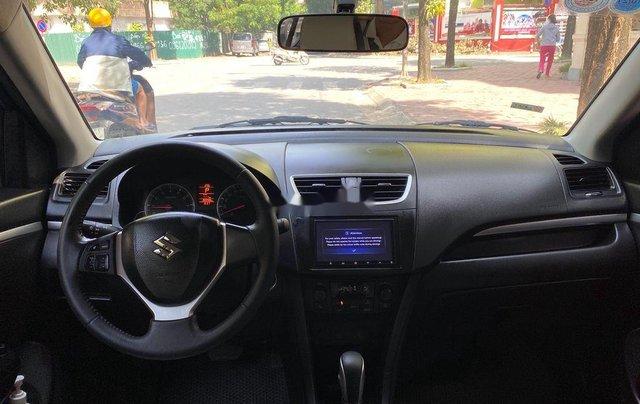 Bán ô tô Suzuki Swift đời 2016, màu trắng7