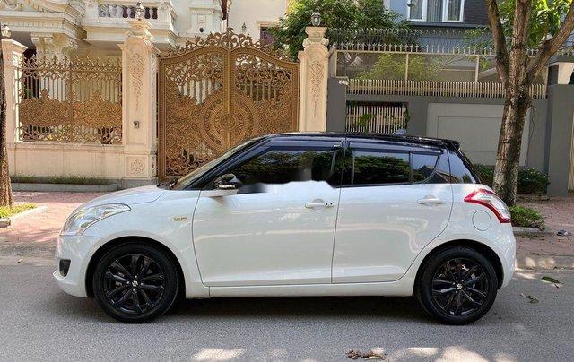 Bán ô tô Suzuki Swift đời 2016, màu trắng2