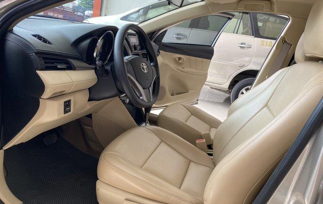 Cần bán Toyota Vios sản xuất 2018, xe chính chủ5