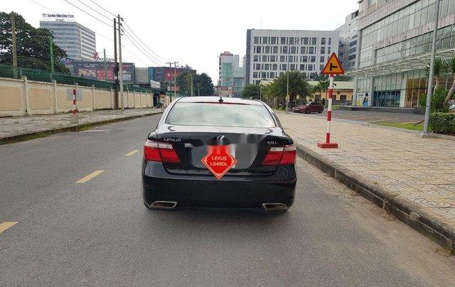 Bán ô tô Lexus LS năm sản xuất 2008, nhập khẩu còn mới5