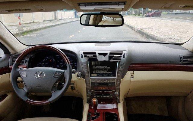 Bán ô tô Lexus LS năm sản xuất 2008, nhập khẩu còn mới1