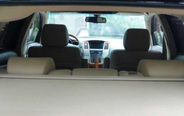 Cần bán gấp Lexus RX 350 sản xuất 2007, màu đen chính chủ, 660 triệu5