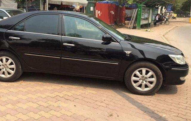 Lên đời bán Toyota Camry 3.0V 2004, màu đen1