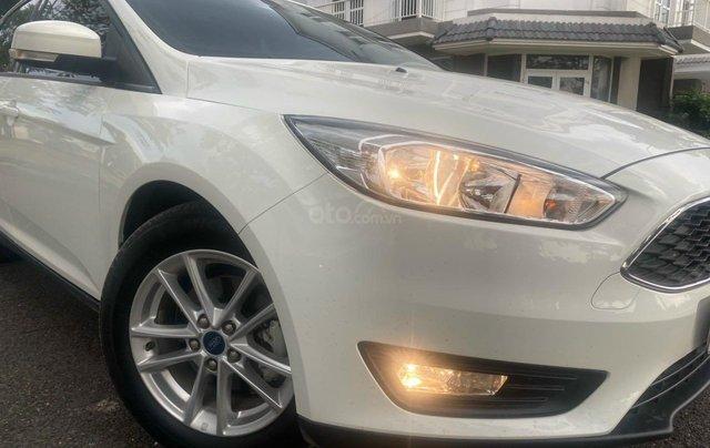 Xe Ford Focus đăng ký lần đầu 2018, màu trắng, xe nhập, giá 535 triệu đồng1