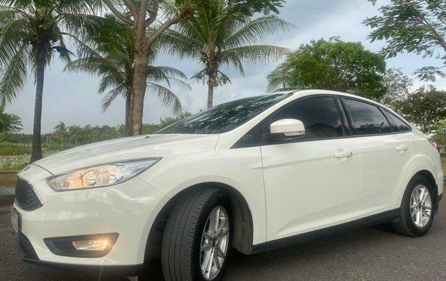 Xe Ford Focus đăng ký lần đầu 2018, màu trắng, xe nhập, giá 535 triệu đồng2