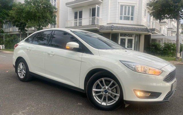 Xe Ford Focus đăng ký lần đầu 2018, màu trắng, xe nhập, giá 535 triệu đồng0