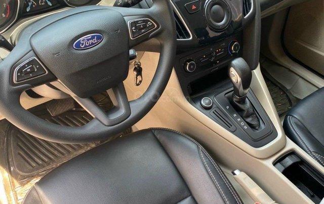 Xe Ford Focus đăng ký lần đầu 2018, màu trắng, xe nhập, giá 535 triệu đồng5