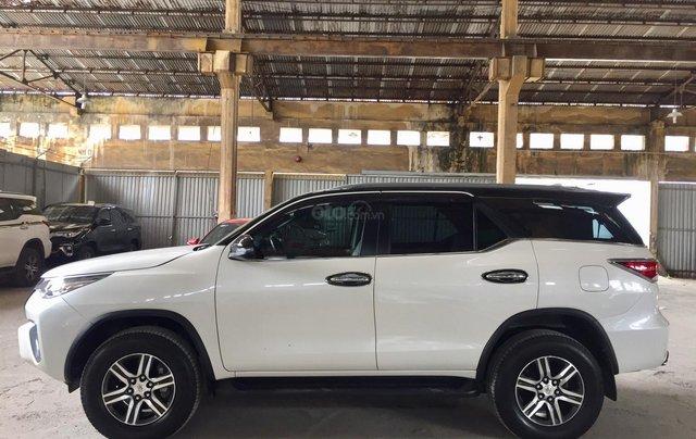 Cần banToyota Fortuner 2.4G MT 2018, màu đen gia đình, đi 63.000 - xe cũ chính hãng Toyota Sure1