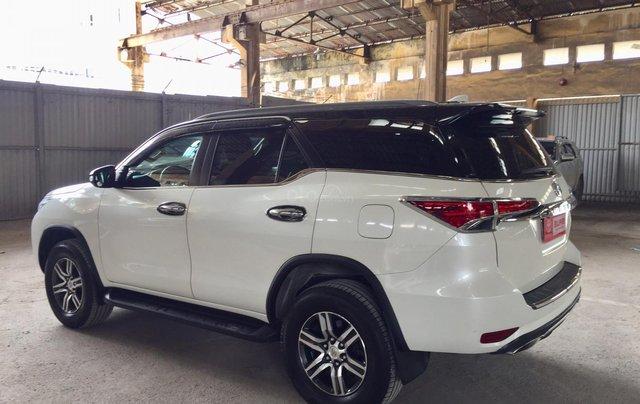 Cần banToyota Fortuner 2.4G MT 2018, màu đen gia đình, đi 63.000 - xe cũ chính hãng Toyota Sure2