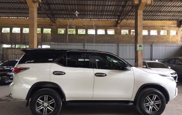 Cần banToyota Fortuner 2.4G MT 2018, màu đen gia đình, đi 63.000 - xe cũ chính hãng Toyota Sure4