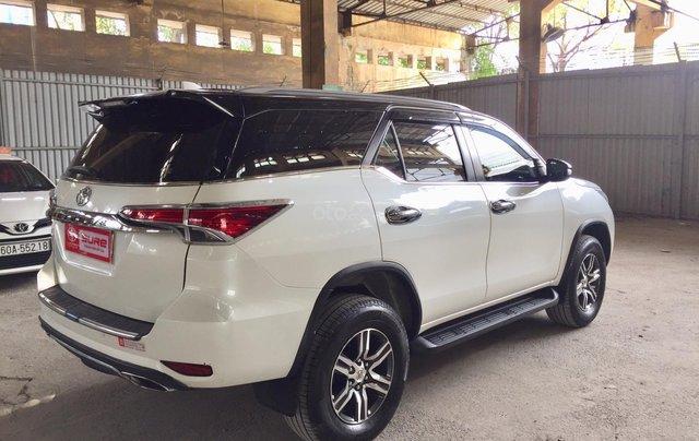 Cần banToyota Fortuner 2.4G MT 2018, màu đen gia đình, đi 63.000 - xe cũ chính hãng Toyota Sure3