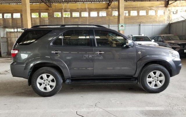 Cần bán xe Toyota Fortuner 2.7V 4x4AT 2010 màu xám gia đình HCM đi 175k - xe cũ chính hãng Toyota Sure2