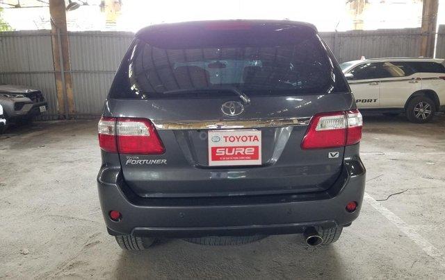Cần bán xe Toyota Fortuner 2.7V 4x4AT 2010 màu xám gia đình HCM đi 175k - xe cũ chính hãng Toyota Sure4
