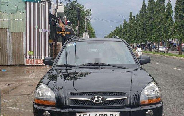 Cần bán xe Hyundai Tucson sản xuất 2009, xe nhập còn mới0
