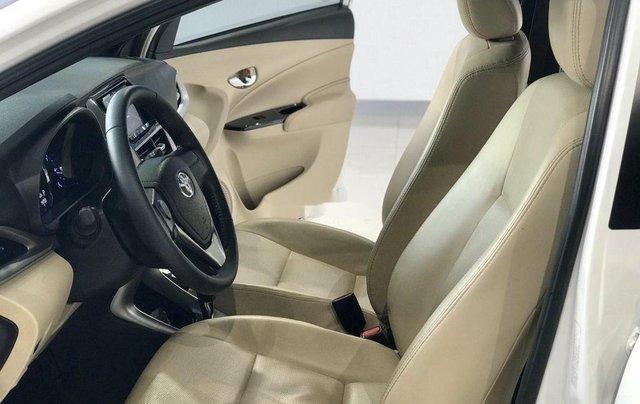 Bán xe Toyota Yaris đời 2019, màu trắng, 620tr5