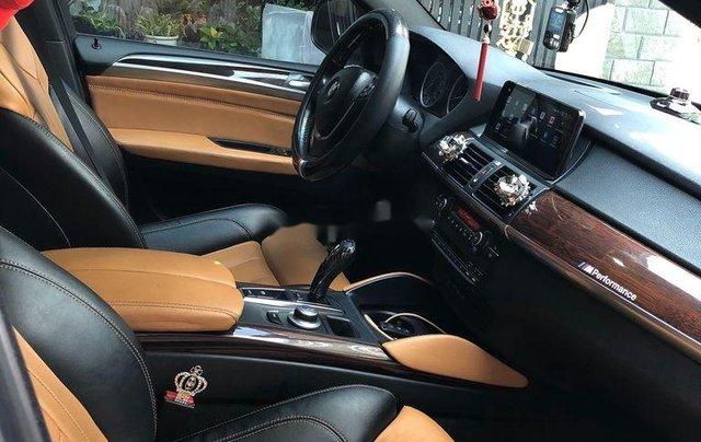 Cần bán gấp BMW X6 đời 2009, màu trắng, xe nhập, xe gia đình3