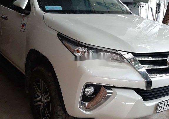 Bán Toyota Fortuner năm sản xuất 2020, nhập khẩu còn mới, 999 triệu0