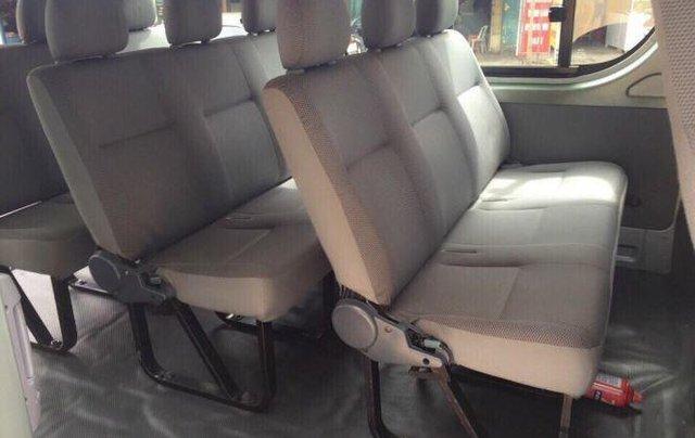 Bán xe Toyota Hiace Van năm 2008 số sàn, màu xanh ngọc5