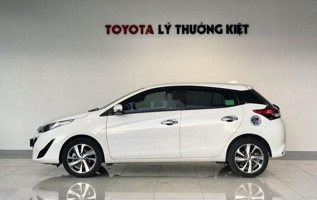 Bán xe Toyota Yaris đời 2019, màu trắng, 620tr2