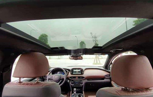 Bán Hyundai Santa Fe sản xuất năm 2019 còn mới10