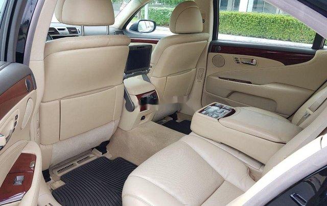 Bán ô tô Lexus LS năm sản xuất 2008, nhập khẩu còn mới9