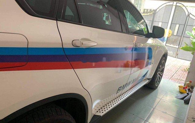 Cần bán gấp BMW X6 đời 2009, màu trắng, xe nhập, xe gia đình6