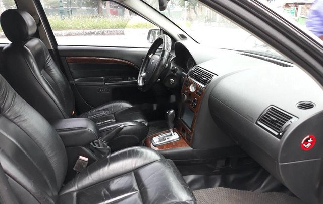 Cần bán Ford Mondeo 2003, màu đen, xe gia đình4