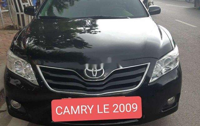 Bán Toyota Camry sản xuất năm 2009, nhập khẩu nguyên chiếc còn mới, giá chỉ 555 triệu0