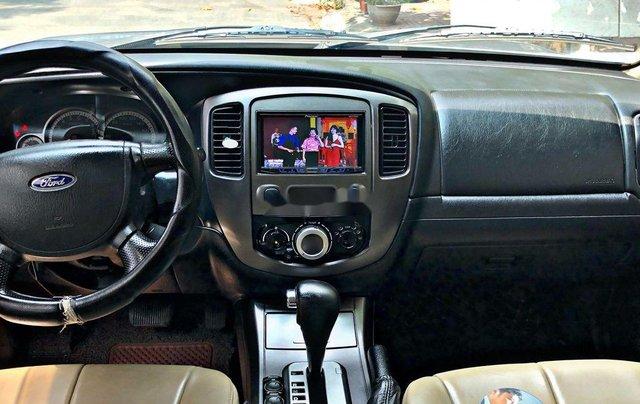 Bán ô tô Ford Escape đời 2010, màu xám, nhập khẩu nguyên chiếc 4