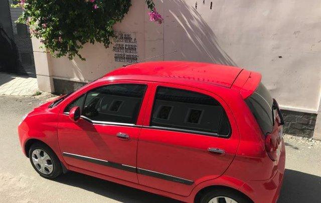 Bán Chevrolet Spark Van sản xuất năm 2016, màu đỏ 3
