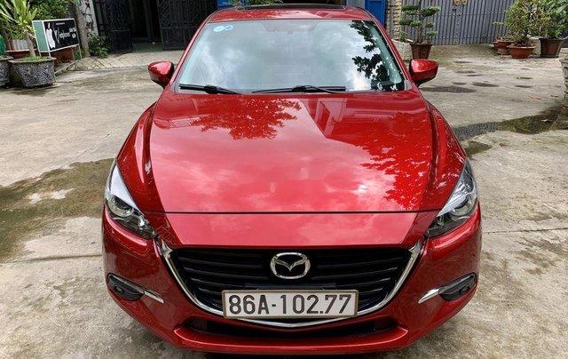 Cần bán Mazda 3 đời 2019, màu đỏ, 625 triệu1