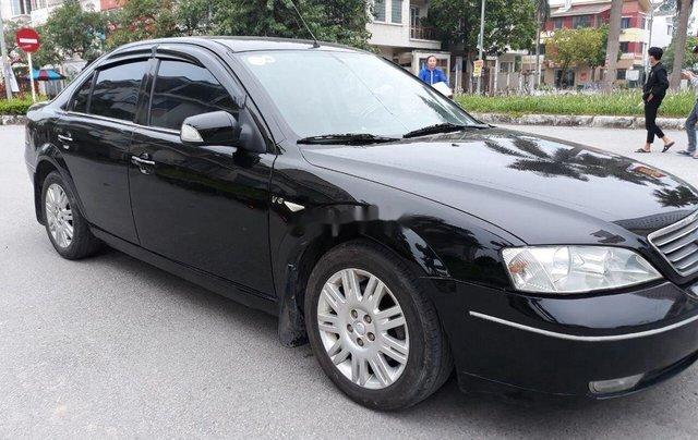 Cần bán Ford Mondeo 2003, màu đen, xe gia đình3