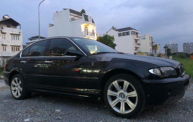 Bán BMW 3 Series đời 2001, màu đen, nhập khẩu còn mới, giá chỉ 145 triệu4