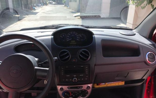 Bán Chevrolet Spark Van sản xuất năm 2016, màu đỏ 10